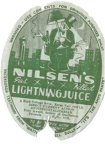 Nilsen's founder ensured his staff always had a full social calendar