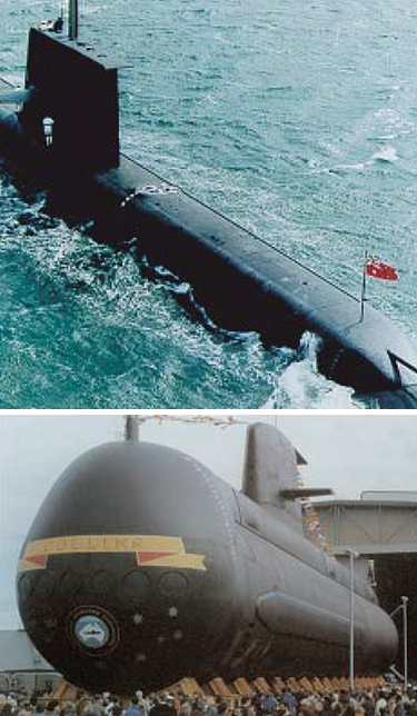 In 1996 the first submarine with a Nilsen-built switchboard was delivered to the Australian Navy