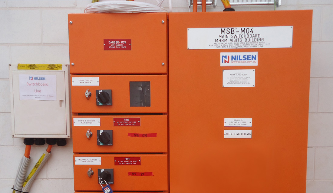 Nilsen Switchboards