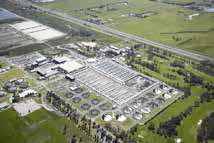 Eastern Treatment Plant