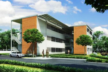 Enoggera Barracks ELF 2B Redevelopment