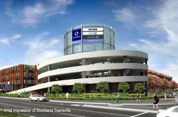 Stockland Shopping Centre Redevelopment Townsville