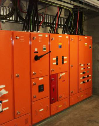 Westfield Power Factor Correction (PFC) Installations