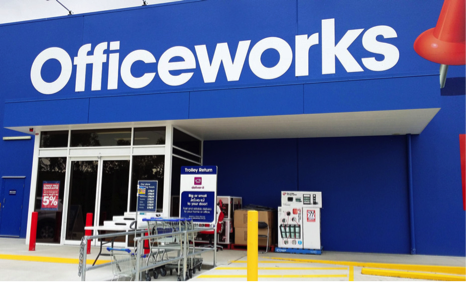 Officeworks Store Infrastructure & Cabling Upgrade