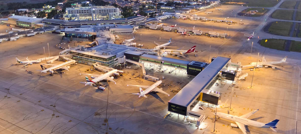 Nilsen Contracting Division awarded Melbourne Airport Energy Centre