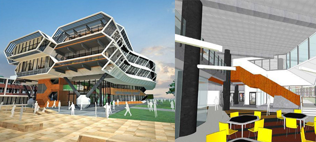 Nilsen Contracting Division awarded Monash University Green Chemical Futures Building