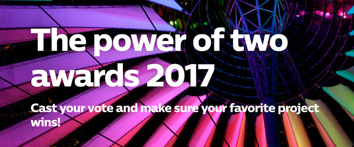 Vote for Nilsen in the 207 Power of Two awards