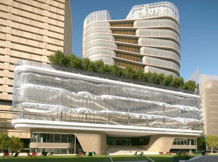 Nilsen reach project milestone at UTS Central